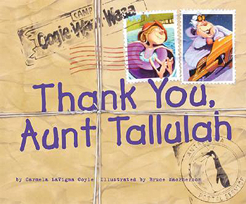 Thank You, Aunt Tallulah